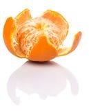 Слезли плодоовощ III апельсина мандарина Стоковые Фото