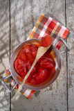 слезли томаты Стоковые Фото