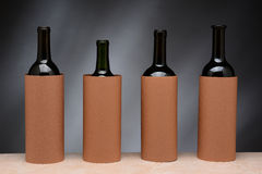 Слепая дегустация вин Стоковое фото RF