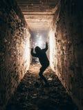 Слепой коридор Стоковое Изображение