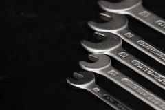 Сделайте его себя инструменты, добровольная нерезкость Стоковые Фотографии RF