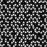 Сделайте по образцу треугольник предпосылки, ретро винтажный вектор дизайна, геометрический Стоковое Фото