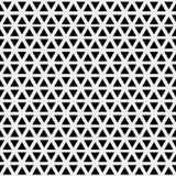 Сделайте по образцу треугольник предпосылки, ретро винтажный дизайн, геометрический Стоковая Фотография RF