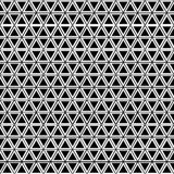 Сделайте по образцу треугольник предпосылки, ретро винтажный дизайн, геометрический Стоковое Фото