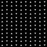 Сделайте по образцу треугольник предпосылки, ретро винтажный дизайн, геометрический Стоковые Фотографии RF