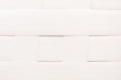 Сделайте по образцу weave корзины бумаги, абстрактной предпосылки Стоковые Фото