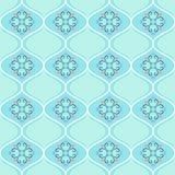 Сделанная по образцу безшовная текстура Стоковая Фотография RF