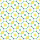 сделанная по образцу безшовная текстура иллюстрация вектора