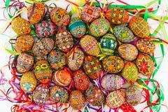 сделанное изображение пасхального яйца стоковое изображение rf