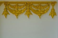 Сделанное по образцу золото Стоковая Фотография RF
