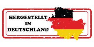 Шаблон поздравительной открытки на немецком языке