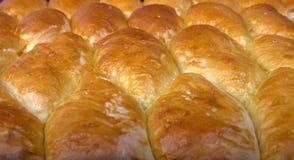 Сделанный дом печи свежий испеченными пирожками стоковое изображение rf
