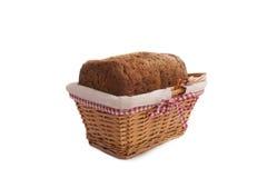 сделанный дом хлеба Стоковая Фотография
