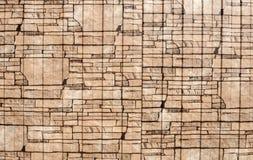 сделанный по образцу коричневый цвет предпосылки Стоковое Изображение