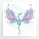 Сделанный по образцу дракон летания бесплатная иллюстрация
