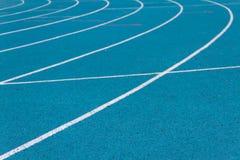 След атлетики идущий Стоковое Изображение