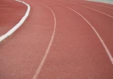 след атлетики идущий Стоковые Фотографии RF