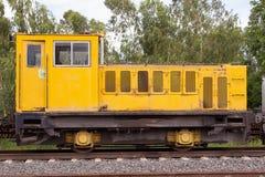 След железной дороги Стоковое Фото
