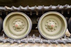 След и колеса Стоковое фото RF