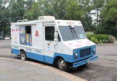 След мороженого, NY, США Стоковое Фото