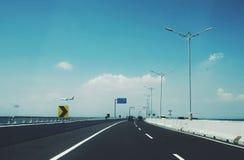 Следовать путем Стоковые Фото