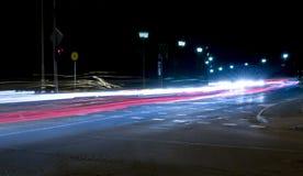 Следы автомобиля Стоковое Изображение RF