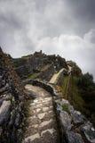 След Inca Стоковые Фотографии RF