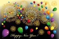 С новым годом Стоковое фото RF