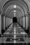 Сдобренная дорожка - Отмелый фокуса Стоковое Изображение