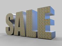 Слово продажи иллюстрация вектора