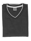 Сложенная футболка стоковое фото rf