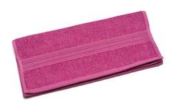 Сложенное полотенце Terry Стоковое Изображение RF