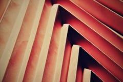 Сложенные формы origami стоковое фото rf