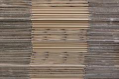 сложенный картон стоковые изображения