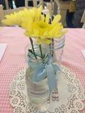 Слойка цветка Стоковая Фотография