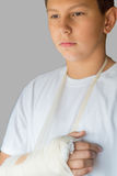 сломанная рукоятка Стоковая Фотография RF
