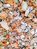 Сломанный кирпич Стоковая Фотография RF