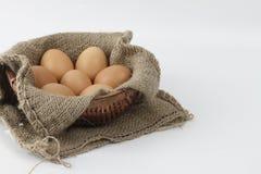 сломанный печь варящ живописание eggs неповрежденный прогресс некоторый поднос Стоковые Изображения