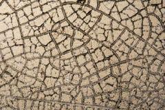Сломанный текстурой коричневый цвет цвета Стоковое Изображение