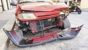 Сломленная деталь автомобиля Стоковые Фотографии RF
