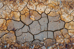 Сломленная почва Стоковые Фото