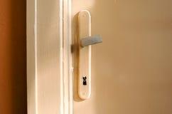 Сломленная ручка двери Стоковая Фотография