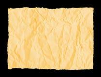 Сломленная упаковочная бумага стоковые фотографии rf