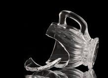 Сломленная чашка Стоковая Фотография RF