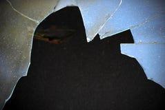 сломленное окно стоковое фото rf