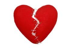 сломленное сердце Стоковое Изображение