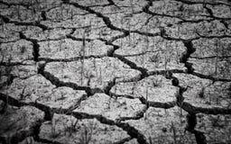 Сломленные земли Стоковая Фотография RF