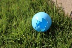 Сломленный шарик Стоковые Фото