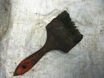Сломленный Paintbrush Стоковая Фотография RF