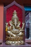 Слон Будда бога Ganesh индийский стоковая фотография